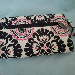 Thirty One clutch wallet